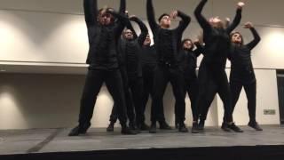 (Crew): Black | 3rd Place Kappa Tau Urban Troupe
