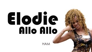 Elodie - Allô Allô lyrics