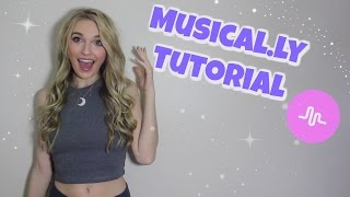 Musical.ly Tutorial, Tips / How To Get a Feature | Taylor Skeens