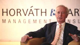 Prof. Dr. Dr. h.c. mult. Péter Horváth über das Stuttgarter Controller-Forum