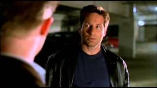 The Lone Gunmen: Mulder's Appearance (Clip)