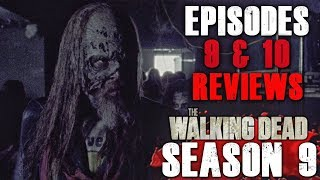 The Walking Dead Season 9 Episodes 9 and 10 Non-Spoiler Reviews In!