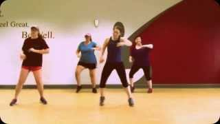 Talk Dirty to Me - Dance Aerobics Choreography