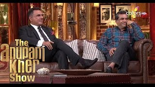 Boman Irani & Paresh Rawal - The Anupam Kher Show - Season 2 - 20th September 2015