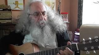 Roule pas sur le Rivers  hommage à Dick Rivers  cover guitare