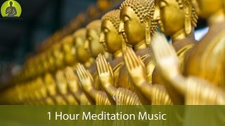 Meditation Music for Positive Energy - Relax Mind Body, Inner Peace, Relaxation Music