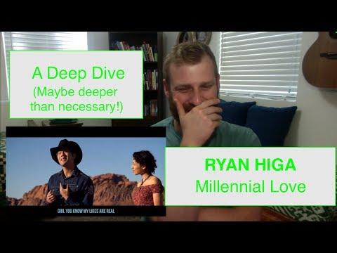 Ryan Higa - Millennial Love | Reaction & Review