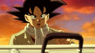 Dragon Ball Super Episode 1 English Dubbed   Goku accepts 100 million Zeni