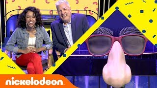 Liza Koshy & Marc Summers Reveal Classic & New Obstacles for the All NEW Double Dare! | Nick