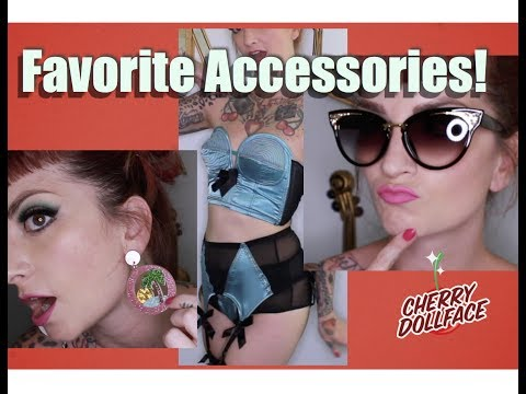 Xxx Mp4 My Top 10 Favorite Retro Accessory Companies By CHERRY DOLLFACE 3gp Sex