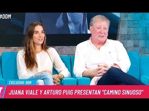 Xxx Mp4 El Diario De Mariana Programa 08 11 18 Juana Viale Y Arturo Puig 3gp Sex