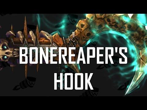 Bonereaper's Hook (Unholy Death Knight - Hidden Artifact) - Guide - Into Depth