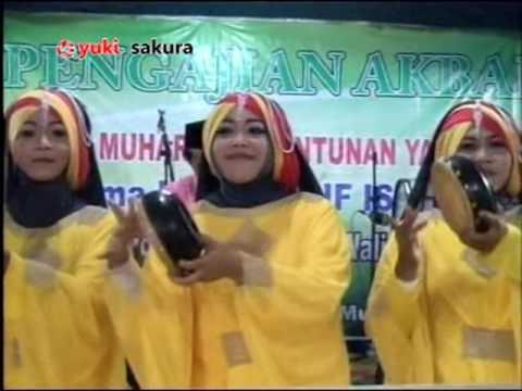 Wali Songo Tolak Balak Sholawat Rebana Modern Sragen