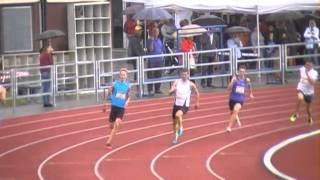 VC Zlín 2014: Adam ZELINKA 200 22,39 s  1. místo