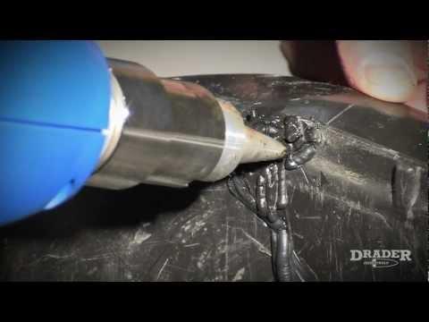 ES Reparacion de Plasticos Como soldar plasticos para reparar un contenedor de basura