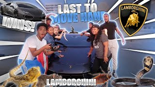 LAST HAND ON  THE LAMBORGHINI WINS IT! *With Animals* CRAZY!