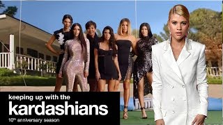Sofia Richie Set To STAR In Keeping Up With The Kardashians!