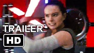 Star Wars 8 Evil Rey Trailer (2017) Mark Hamill, Daisy Ridley Sci-Fi Movie HD