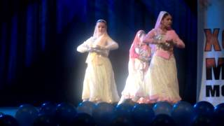 Holi Mela Moscow 2014 Video 38