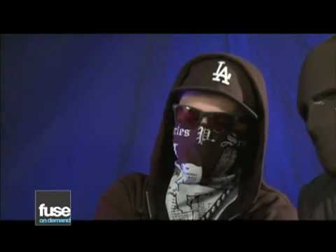 Hollywood Undead Interview How They Met Playithub Largest Videos Hub