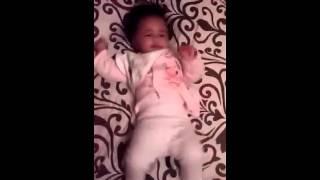 MY 6 MONTHS OLD LILA rockin' like a PRO. [ETHIOPIA]