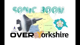 Yorkshire Sonic Booms Captured on CCTV