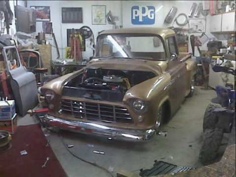 1956 Chevy pickup