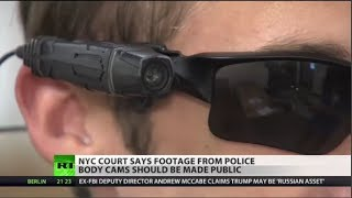 NYC Court obliges police to share body-cam footage
