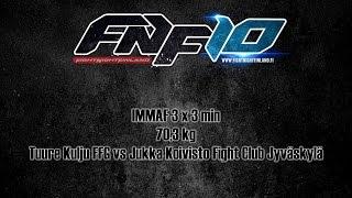 FNF 10 - Kulju vs. Koivisto