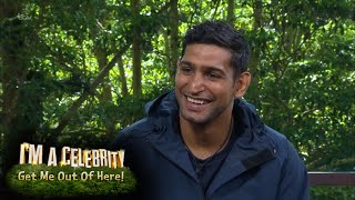 Amir Khan's Jungle Best Bits! | I'm A Celebrity… Get Me Out Of Here!
