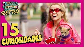 15 Curiosidades de Legalmente Rubia (Legally Blonde) - Retro #19 | Popcorn News