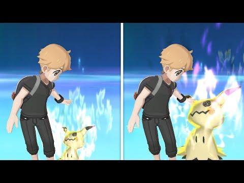 Xxx Mp4 Normal Vs Totem Sized Mimikyu Z Move Side By Side Comparison Pokémon Ultra Sun Moon 3gp Sex
