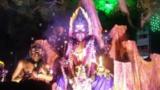 HINDU God AMMAN  Eyes & hands moving- Miracle video !
