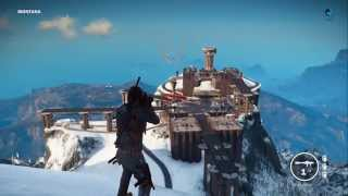 Just Cause 3: Bavariam Nuke Base(PS4/1080p/No Commentary)