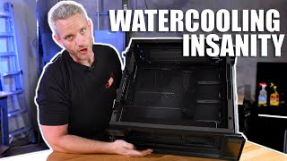 This might be the best watercooling case I've EVER seen!