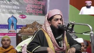 গাজীপুরের সম্পূর্ণ নতুন ওয়াজ । Eliasur Rahman Zihadi new bangla waz 2017