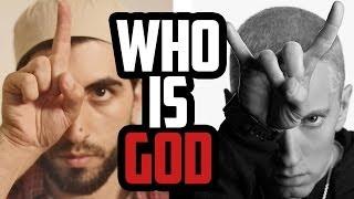 من هو الرّب؟ الله، عيسى أم إيمينيم --- Who Is God? Allah, Jesus Or Eminem