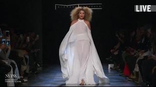 Ariadna Gutierrez - New York Fashion Week 2017 [Michael Costello Colection 17]