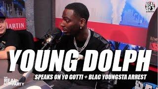 Young Dolph speaks on Blac Youngsta Arrest + Yo Gotti Beef w/ Bootleg Kev, Damage, & Dre Sinatra