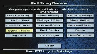 【KORG Pa900】Full Song Demos