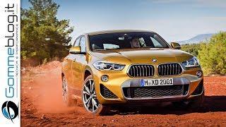2018 New BMW X2 | TEST DRIVE