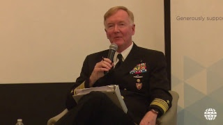 The Next Battle of the Atlantic? A Conversation with Admiral James G. Foggo
