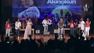 WE WILL WORSHIP 2016 - 'Imela' LIVE with Jumbo ft Funke Akinokun, Emmanuel Adamah & Worship Culture