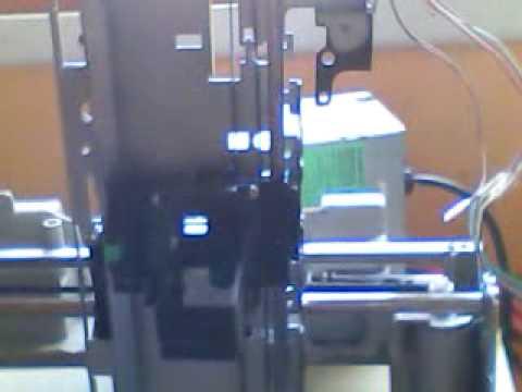 CNC CON IMPRESORAS