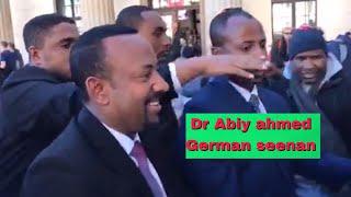 Ethiopia MM Ethiopia Dr Abiy Ahmad Nagahaan German Berlin seenan