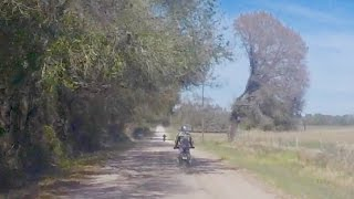 Africa Twin with DCT at Devils Creek, Part 2 (revised)