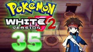 Pokemon White 2 - Let's Play Pokemon White 2 Part 35: Stranger House