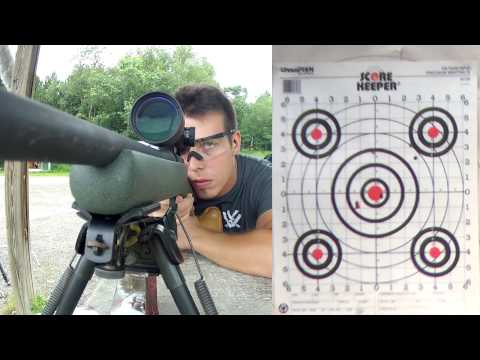 How To Sight In Your Riflescope