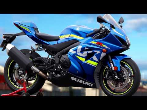 New 2017 GSXR 1000 Best power to weight ratio