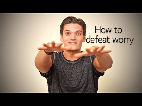 7 Minute Sermon: How to Defeat Worry | Jon Jorgenson